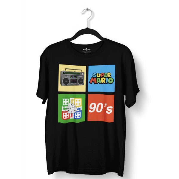 90s Vibes T-shirt - Mister Fab