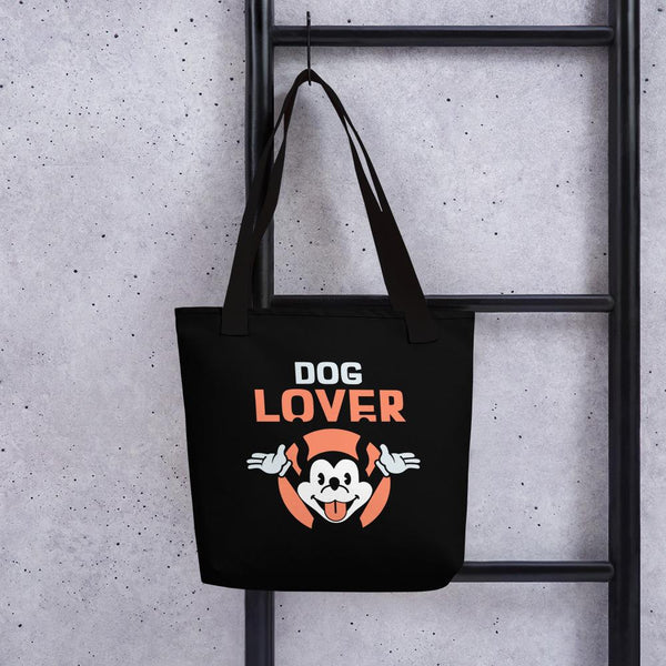 Dog Lover Tote Bag - Mister Fab