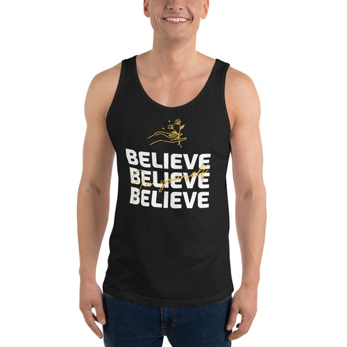 Believe In Yourself Tank Top - Mister Fab