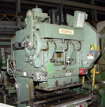 Load image into Gallery viewer, 60 TON FEDERAL OPEN BACK STATIONARY PRESS