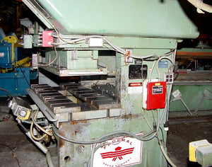 60 TON FEDERAL OPEN BACK STATIONARY PRESS