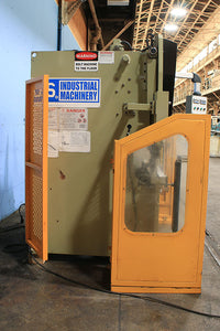 22 Ton 51.9'' Bed US Industrial US224M PRESS BRAKE, Powered Back Gauge and Ram Control
