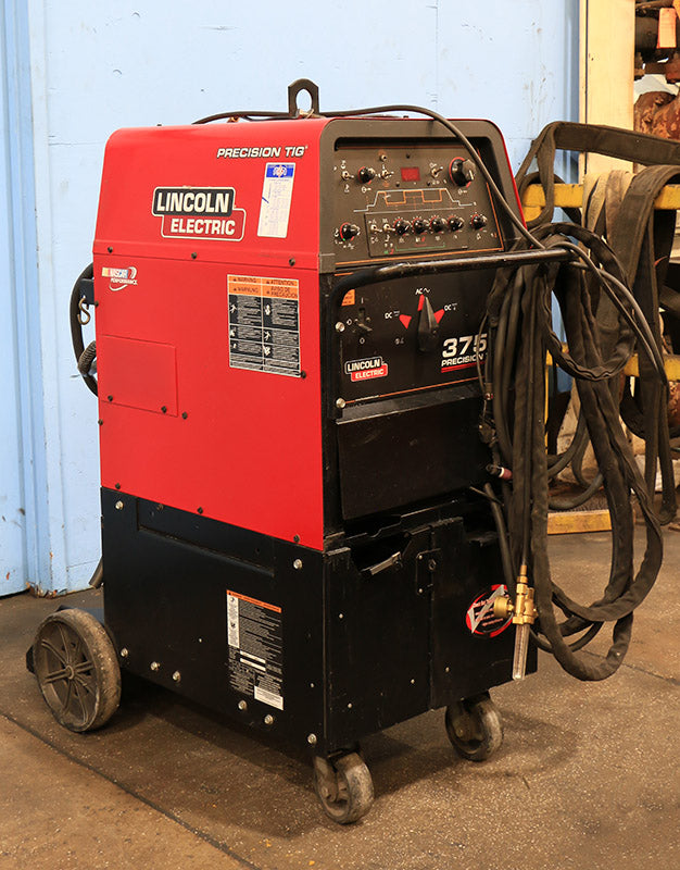 Lincoln Precision Tig 375 ARC WELDERS
