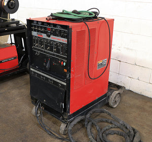 Lincoln Square Wave Tig-355 ARC WELDERS