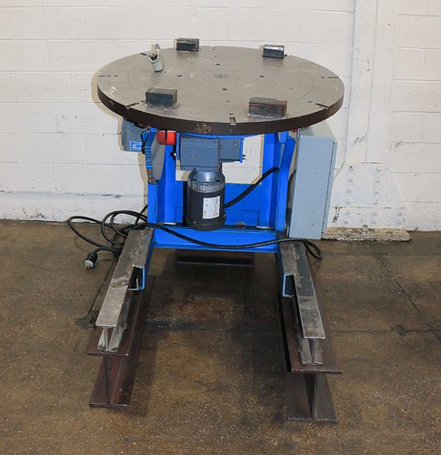 ALLFAB WELDING POSITIONERS