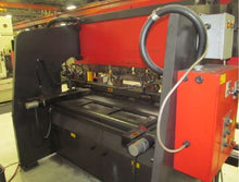 "Load image into Gallery viewer, 88 TON x 98.7"" AMADA RG-80 HYDRAULIC PRESS BRAKE w/NC9-EX-II 3-AXIS CNC BACKGAUGE"