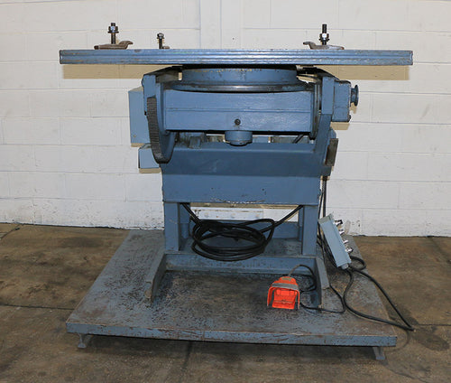 Aronson HD25 WELDING POSITIONERS