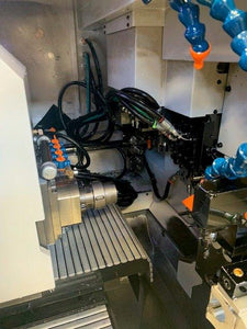 2014 Citizen L-20-E 2M10 CNC SWISS TYPE MULTI-AXIS LATHE