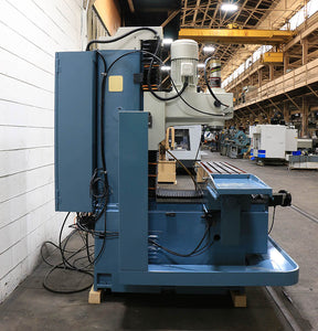 Southwest Ind. DPMV5 CNC VERTICAL MILL, 40'' X Axis 5HP Spindle