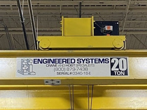 ENGINEERED SYSTEMS 20 TON