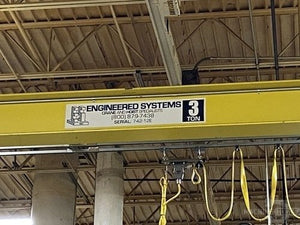 ENGINEERED SYSTEMS 3 TON