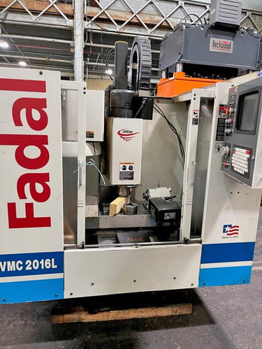 2000 FADAL 4-AXIS CNC VERTICAL MACHINING CENTER