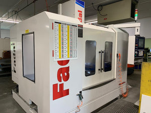2016 Fadal VMC 4020-BII Vertical Machining Center