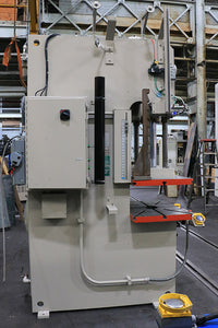 "1992 20 TON GREENERD #HCA-20-13R3 Hydraulic Press, 12"" STROKE, 24"" DAYLIGHT, 30"" X 20"" BED, 10"" THROAT, COOLER, 7 1/2 HP"
