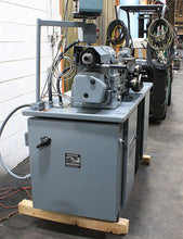 Load image into Gallery viewer, 1980, Reconditoned 2019, 11'' Swing 18'' Centers Hardinge HLV-H PRECISION ENGINE LATHE, Acurite DRO, Like New!