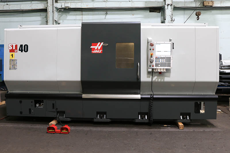 2013 Haas ST40 CNC Turning Center