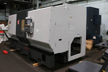 "Load image into Gallery viewer, 2013 Haas ST40 CNC Turning Center 7"" Hole"