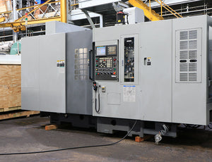2010 Hyundai-Kia HS400 Horizontal Machining Center