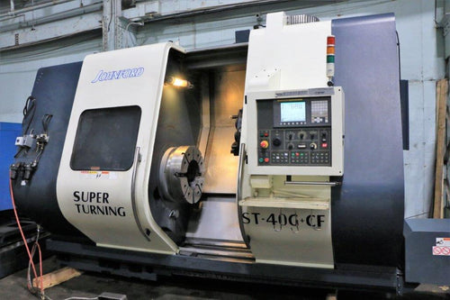 Johnford ST-40G-CF CNC LATHE
