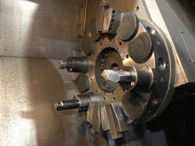 Load image into Gallery viewer, Johnford ST-40G-CF CNC LATHE, Fanuc 0iTC, 12.5'' Hole, Live Tool, 24 & 26'' Chucks