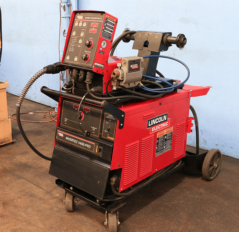 Lincoln Invertec V-450 Pro ARC WELDERS