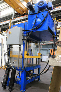 2006 50 Ton Magnum HFP-35-48.24 HYDRAULIC PRESS