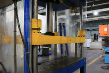 Load image into Gallery viewer, 50 Ton 18'' Stroke Magnum HFP-35-48.24 HYDRAULIC PRESS, 48'' X 24'' Bed Size