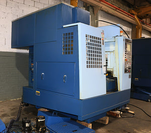 2005 MATSUURA TWIN PALLET VERTICAL MACHINING CENTER