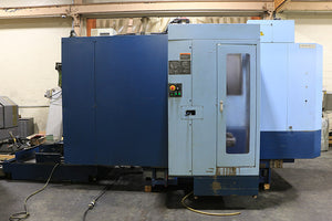 2004 MATSUURA 4-AXIS HORIZONTAL MACHINING CENTER