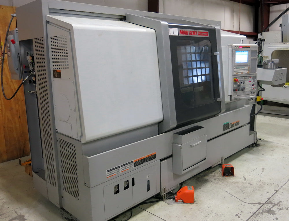 2013 MORI SEIKI NLX-2500SY MULTI AXIS CNC TURNING CENTER