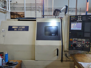 Mori Seiki SL-253B/500 CNC TURNING CENTER - CNC LATHE
