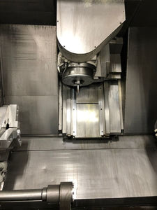 2005 Okuma Multus B300-W CNC Multi Tasking Turning Center