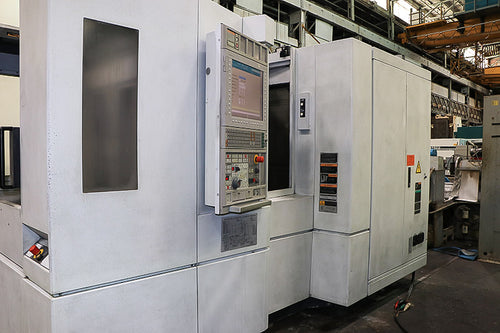 Mori Seiki NH-4000DCG HORIZONTAL MACHINING CENTER
