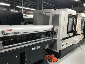 2018 Nakamura Tome SC-300 II Turning Center - Only 15 Run Time Hours!