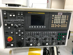 2009 NAKAMURA TOME TW-8 4-AXIS CNC TURNING CENTER