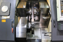 Load image into Gallery viewer, 2004 Nakamura-Tome WTS-150 CNC LATHE, Fanuc 16iTB, 3 Turret, 2 Y-Axes, 2 Spindle