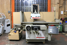 "Load image into Gallery viewer, 20"" X 24"" ACC-2024DX OKAMOTO ""HIGH-PRECISION"" SURFACE GRINDER W/""DX"" PROGRAMMABLE AUTO INCREMENTAL DOWNFEED"