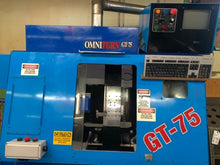 Load image into Gallery viewer, 2004 OMNITURN GT-75 Series II CNC SLANT BED GANG TOOL LATHE