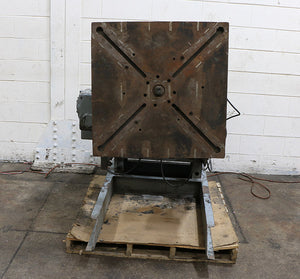 3000 lb Cap. Pandjiris 30-6 WELDING POSITIONER, Powered Tilt and Rotation
