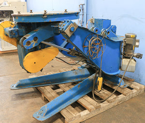 P & H WP3 WELDING POSITIONERS