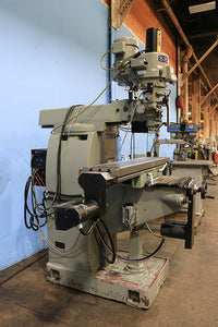 Sharp CNC VERTICAL MILL, w/ AGE 2