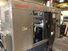Load image into Gallery viewer, 2007 TAKAMAZ XW-80 CNC TURNING CENTER