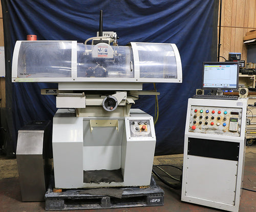 TruTech TT9500 3-Axis CNC Centerless Profile Grinder