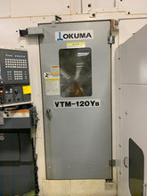 Load image into Gallery viewer, 2010 Okuma VTM-120YB 5-Axis CNC Vertical Turning Center