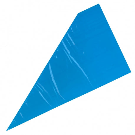 Blue Disposable Piping Bag - 21""