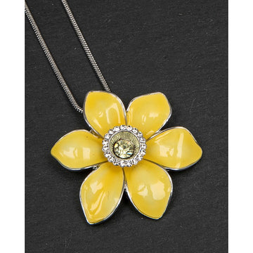 Equilibrium Radiant Daffodil Necklace