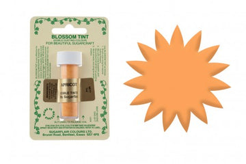 Sugarflair Edible Blossom Tint Food Dust - Apricot