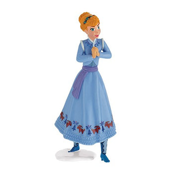 Walt Disney Frozen Anna from Olaf's Adventure Cake Topper
