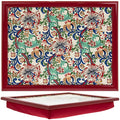 William Morris Golden Lily Bean Bag Dinner Laptray Serving Lap Tray