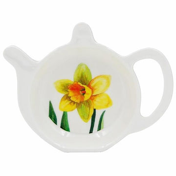 Daffodil Tea bag Tidy
